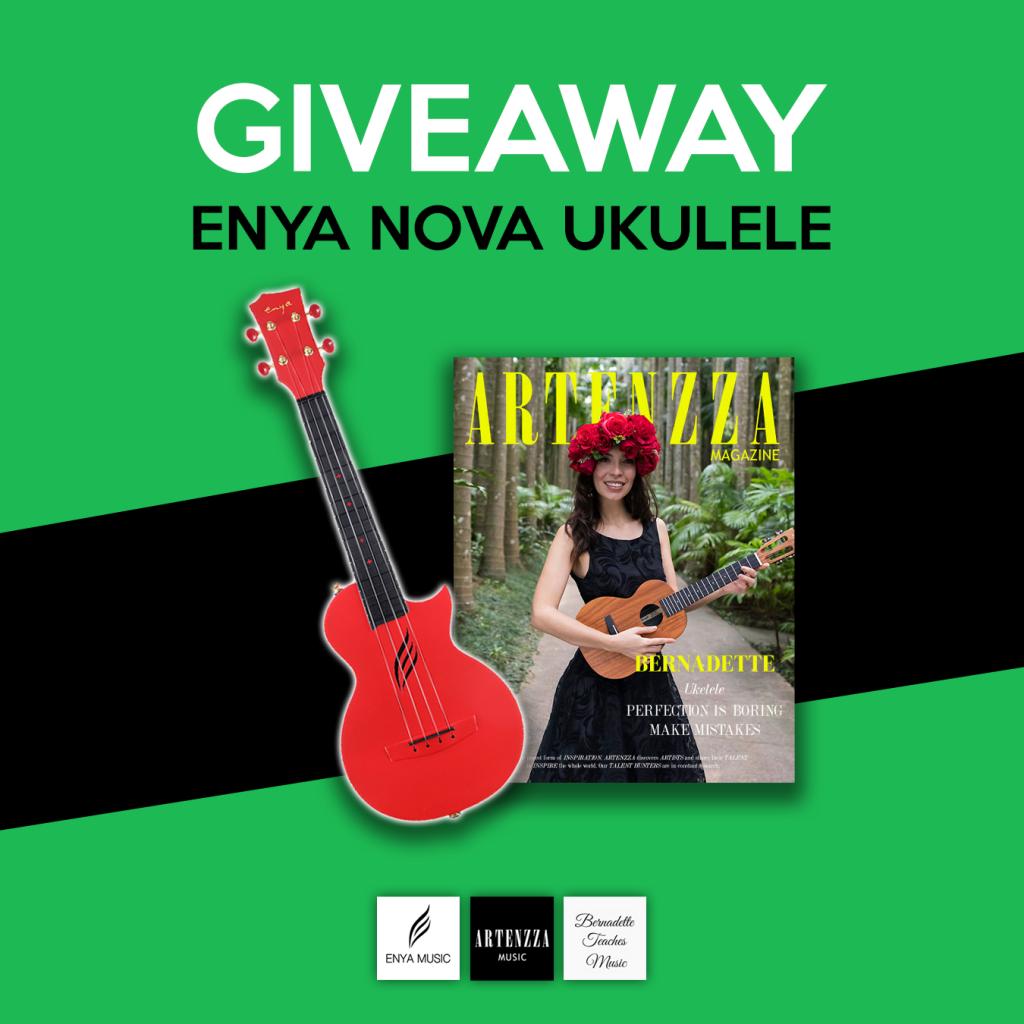 ukulele giveaway