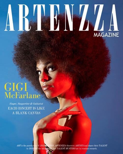 Gigi McFarlane Cover EN