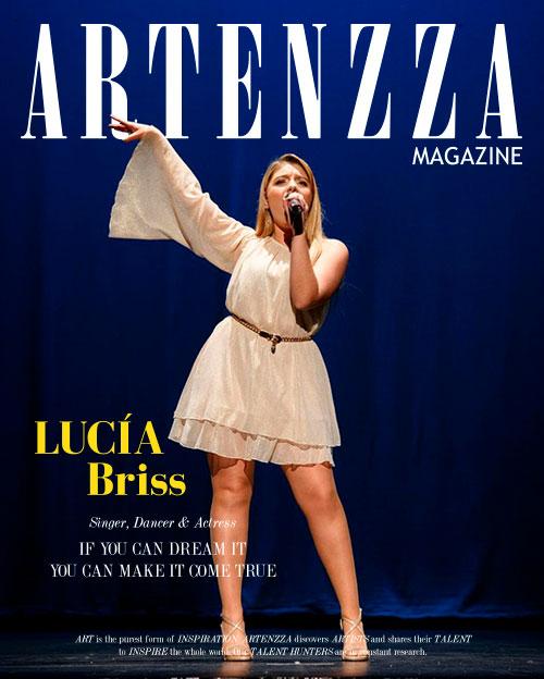 Lucía Briss Cover EN