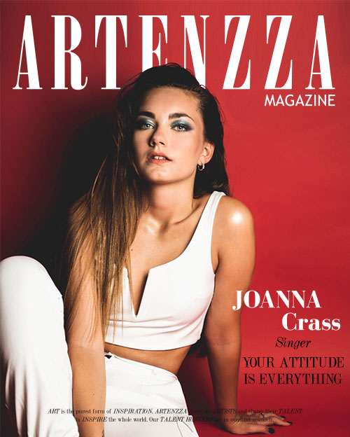 Joanna Crass Cover
