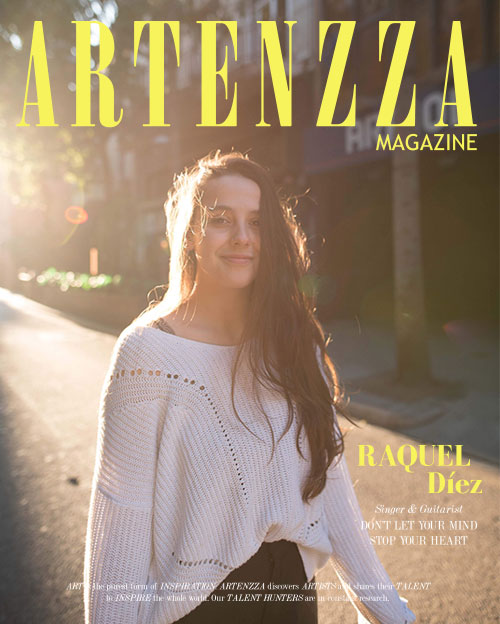 Raquel Diez Cover