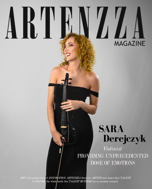 Sara Derejczyk Cover