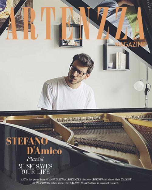 Stefano Damico Cover