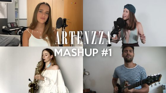 mash up cover