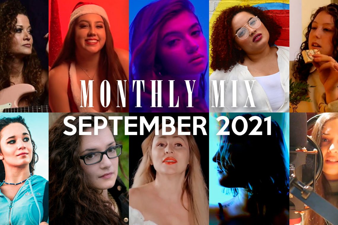 Monthly Mix Sep 2021