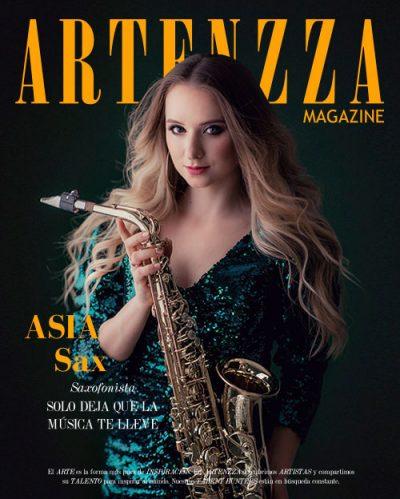 Asia Sax Cover ES
