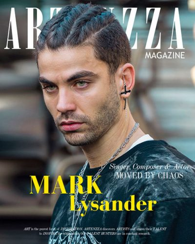 Mark Lysander Cover EN